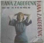 Hana Zagorová - Louka vábí, Byl to víc než přítel můj (1978)