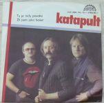 Katapult - Ty jsi teda povaha, Žil jsem jako boxer (1986)
