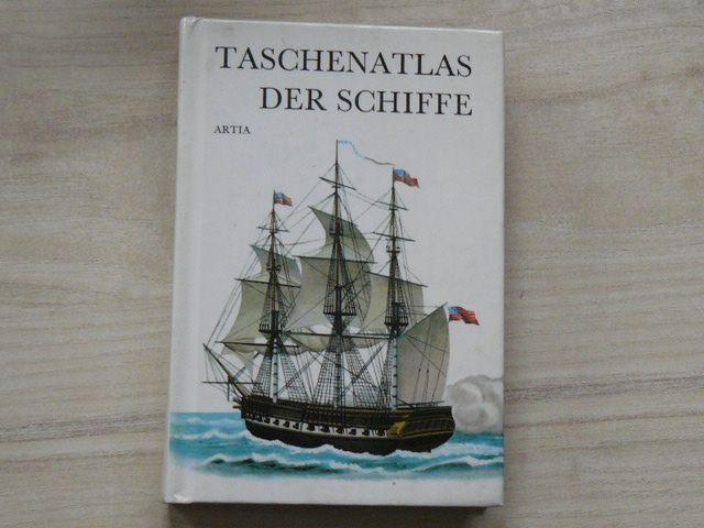 Kozák - Taschenatlas der Schiffe (Artia 1973) - Kapesní atlas lodí