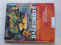 Mayer, Strauss - Balkonové a přenosné rostliny (2002)