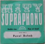 Pavel Bobek - Nedělní ráno, Moje oči bloudí (1973)