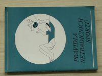Čálek, Kovanda - Pravidla netradičních sportů (1989)