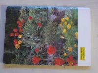 Katalog Sempra, závod Kroměříž - Růže, Okrasné cibuloviny, hlízy (1976)