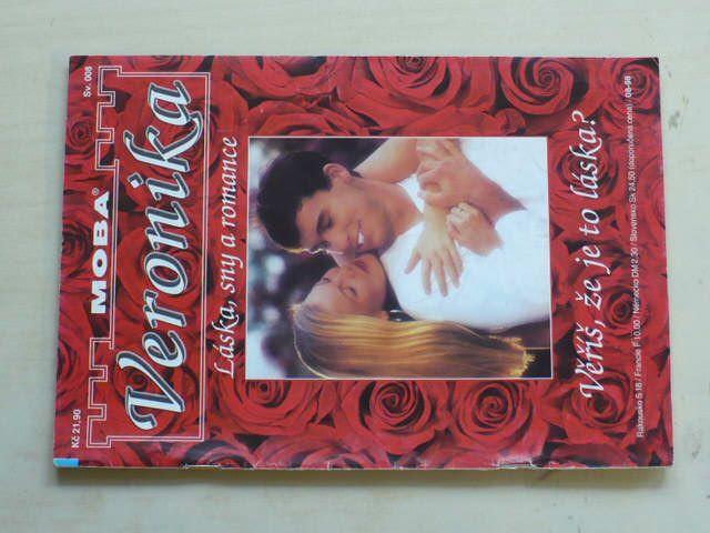Veronika sv. 008 - Věříš, že je to láska? (1998)