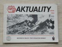 Aktuality - Leden -  1984 - Sportovní střelba