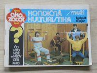 Major - Kondičná kulturistika / muži (1990) slovensky