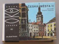 OKO 62 - Louda - Česká města II (1983)