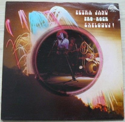 Petra Janů, Pro-Rock – Exploduj! (1980)