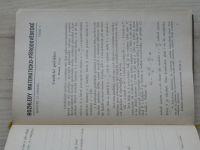 Rozhledy matematicko-přírodovědecké, Ročník 15, 16, 17 (1935 - 1938)