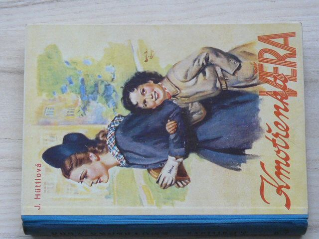 Hüttlová - Kmotřenka Věra (1941)