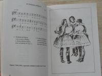 Jiří Petrů - Ej, létala laštověnka - Zpěvníček písní z Kyjovska (1991)
