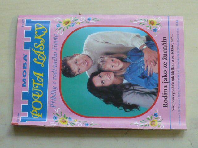 Pouta lásky sv. 078 - Rodina jako ze žurnálu (1998)