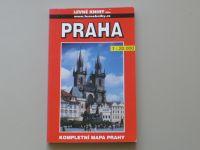 Praha - kompletní mapa Prahy (2006)