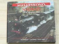 Schreier, Kofroň, Sosna - Masarykovo nádraží - 150 let železnice v Praze (1993)