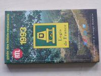 Logis de France - Guide des hotels-restaurants (1993) francouzsky