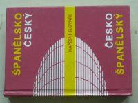 Španělsko-český/česko-španělský kapesní slovník (1991)