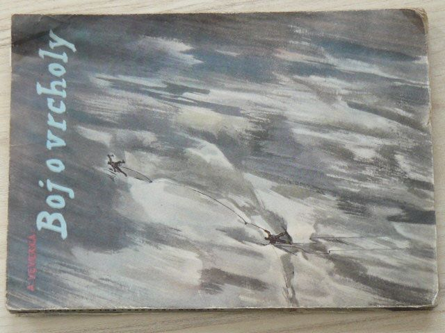Veverka - Boj o vrcholy (1943)