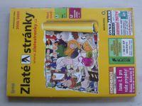 Zlaté stránky - Olomoucký kraj (2008-2009) 2 knihy