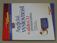 Anglická výslovnost + audio CD pronunciation helping speak better! (2006)