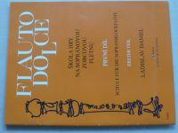 Daniel - Flauto dolce - Škola hry na sopránovou zobcovou flétnu - 1. díl (1991)
