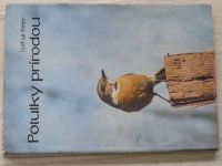 Ritter - Potulky prírodou I. - IV. (4 knihy) 1974-76, slovensky