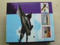 Světová encyklopedie letadel 1-16 (nedatováno) 3 pořadače (nekompletní)