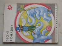 Pírko ptáka Ohniváka 14 - Sloní pohádky (1968)