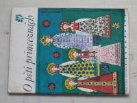 Pírko ptáka Ohniváka 22 - O pěti princeznách (1969)