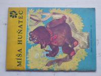 Pírko ptáka Ohniváka 38 - Míša Huňatec (1970)