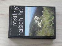 Soják - Kapesní atlas - rostliny našich hor (1983)