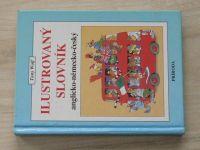 Wolf - Ilustrovaný slovník anglicko - německo - český (1996)