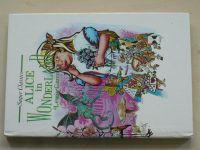 Lewis Carroll - Alice in Wonderland (Holland London 1988) anglicky, obsahuje 2 díly