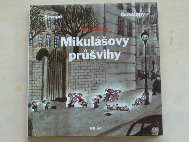 Goscinny - Mikulášovy průšvihy - Malý Mikuláš (1997)