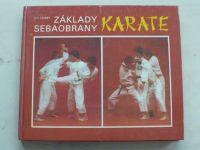 Levský - Základy sebaobrany - Karate (1985) slovensky