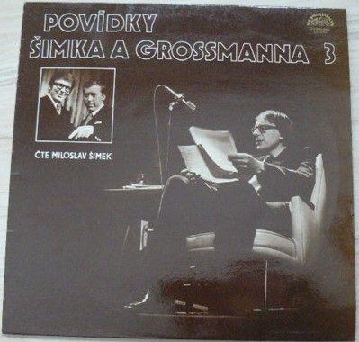 Miloslav Šimek – Povídky Šimka a Grossmanna 3. (1981)
