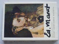 Perruchot - Ed. Manet - Život Edouarda Maneta (1971)