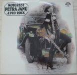 Petra Janů & Pro-Rock – Motorest (1979)