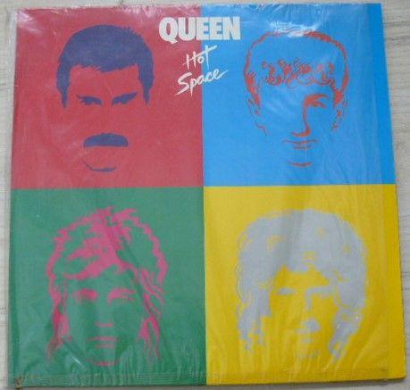Queen – Hot Space (1984)