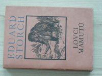 Štorch - Lovci mamutů (1977) il. Burian