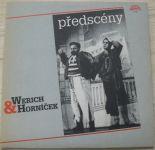 Werich & Horníček – Předscény (1990)