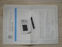Zařízení pro přípravu, předzpracování a přenos dat CONSUL 2715 - Zbrojovka Brno 1987, prospekt