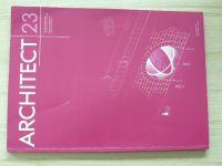 Architect + 23 - Revue pro prezentaci české a slovenské architektury (2020)