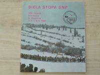 Biela stopa SNP - XIV. ročník  Kremnica - B. Bystrica 1987