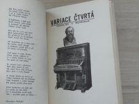 Český fonoklub Jonáš 1977 - Variace z veršů a textů Jaroslava Jakoubka a Jaroslava Vedrala