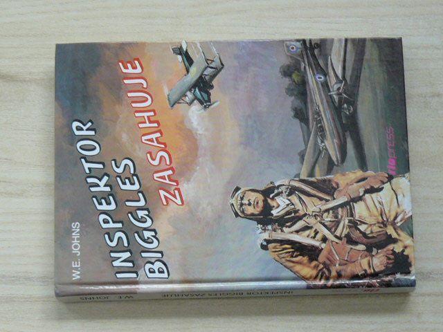 Johns - Inspektor Biggles zasahuje (1994)