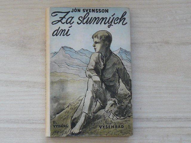 Jón Svensson Za slunných dní (1941) Nonniho příhody z mládí na Islandě