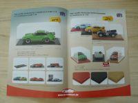 Katalogy modelcars.de - Catalogue 2020 - anglicky