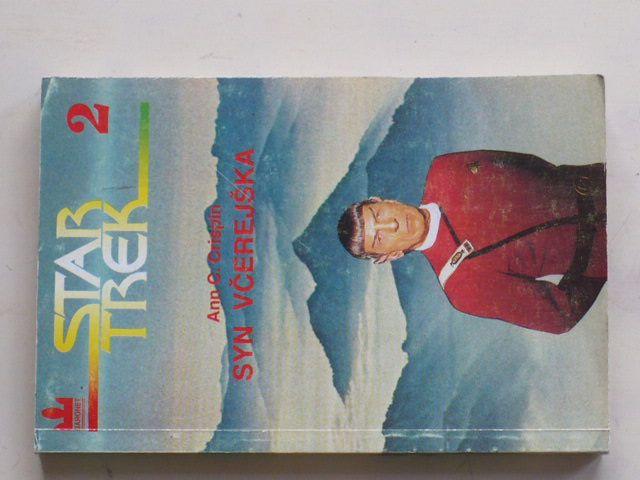 Star Trek 2 - Crispin - Syn včerejška (1993)