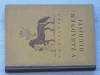 Tisovský - V záhadném bludišti (1931) il. Z. Burian