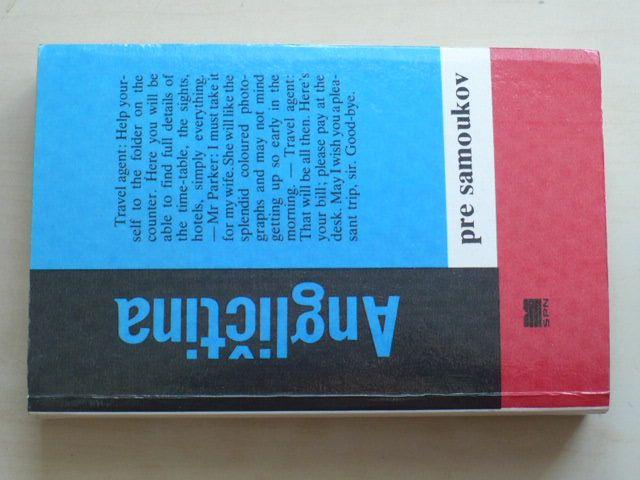 Angličtina pre samoukov (1990) slovensky